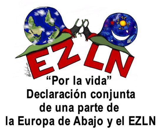 ΚΟΙΝΗ ΔΙΑΚΗΡΥΞΗ ΤΟΥ EZLN ΚΑΙ ΜΕΡΟΥΣ ΤΗΣ ΕΥΡΩΠΗΣ ΤΩΝ ΑΠΟ ΚΑΤΩ